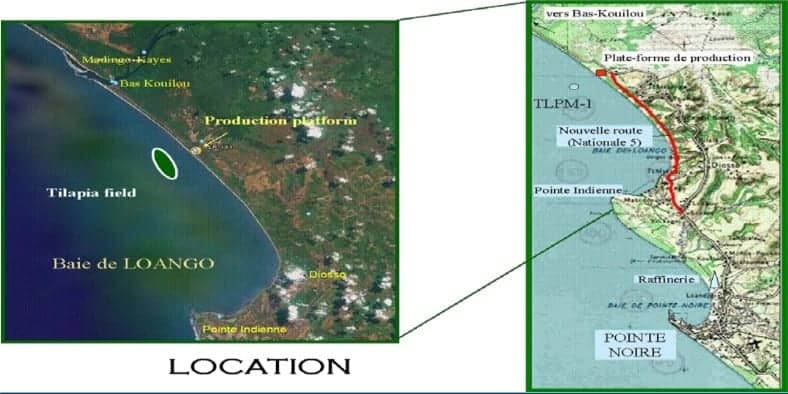 AAOG Tilapia field location - Anglo African O&G (LON:AAOG) Amendment to Consideration Payment & Notice of GM