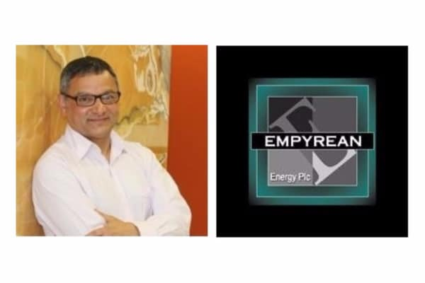 1a 1 - Oil and gas firm Empyrean Energy PLC (AIM:EME) has doubled in the past few weeks