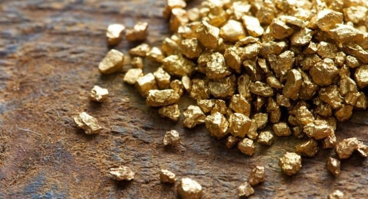 Gold nuggets 750x406 - Greatland Gold PLC (AIM:GGP) Discovers Gold Nuggets at Black Hills