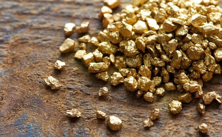 Gold nuggets - Greatland Gold PLC (AIM:GGP) Discovers Gold Nuggets at Black Hills