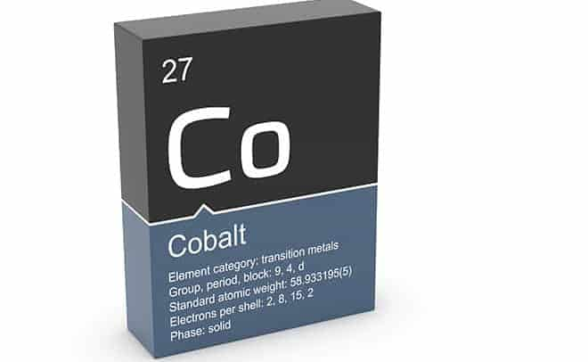 Cobalt Adobestock 660x406 - Red Rock Resources (AIM:RRR) Exploration Programme for copper and cobalt in DRC