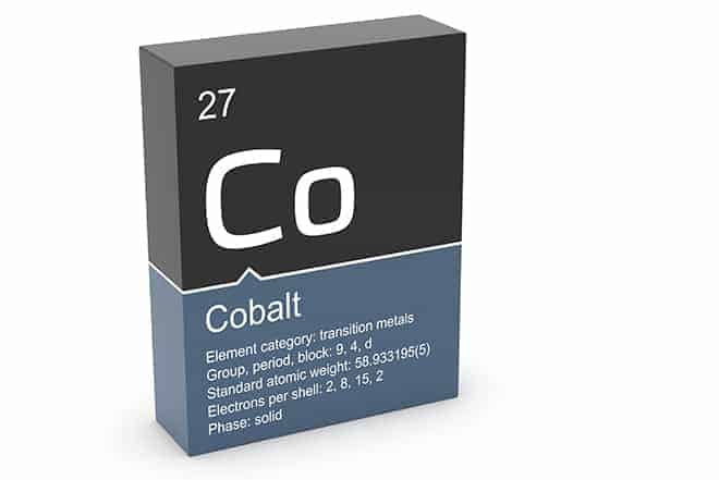 Cobalt Adobestock - Red Rock Resources (AIM:RRR) Exploration Programme for copper and cobalt in DRC
