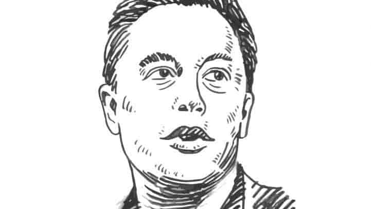 Musk Sketch 721 420 80 s c1 721x406 - Tesla's Origin Story in One Giant Infographic