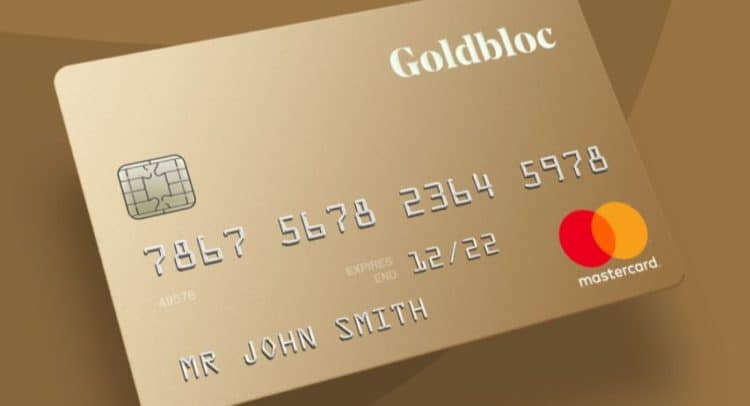 Goldbloc mastercard 750x406 - Lionsgold Limited (AIM:LION) Exercise of Warrants and Director/PDMR Holdings