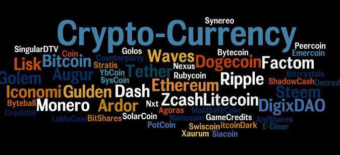 cryptocurrencies - CRYPTO WEEKLY 13th April 2018
