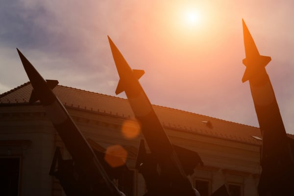 ballistic missile - CPI Misses as Syrian Conflict Escalates, Markets in Turmoil