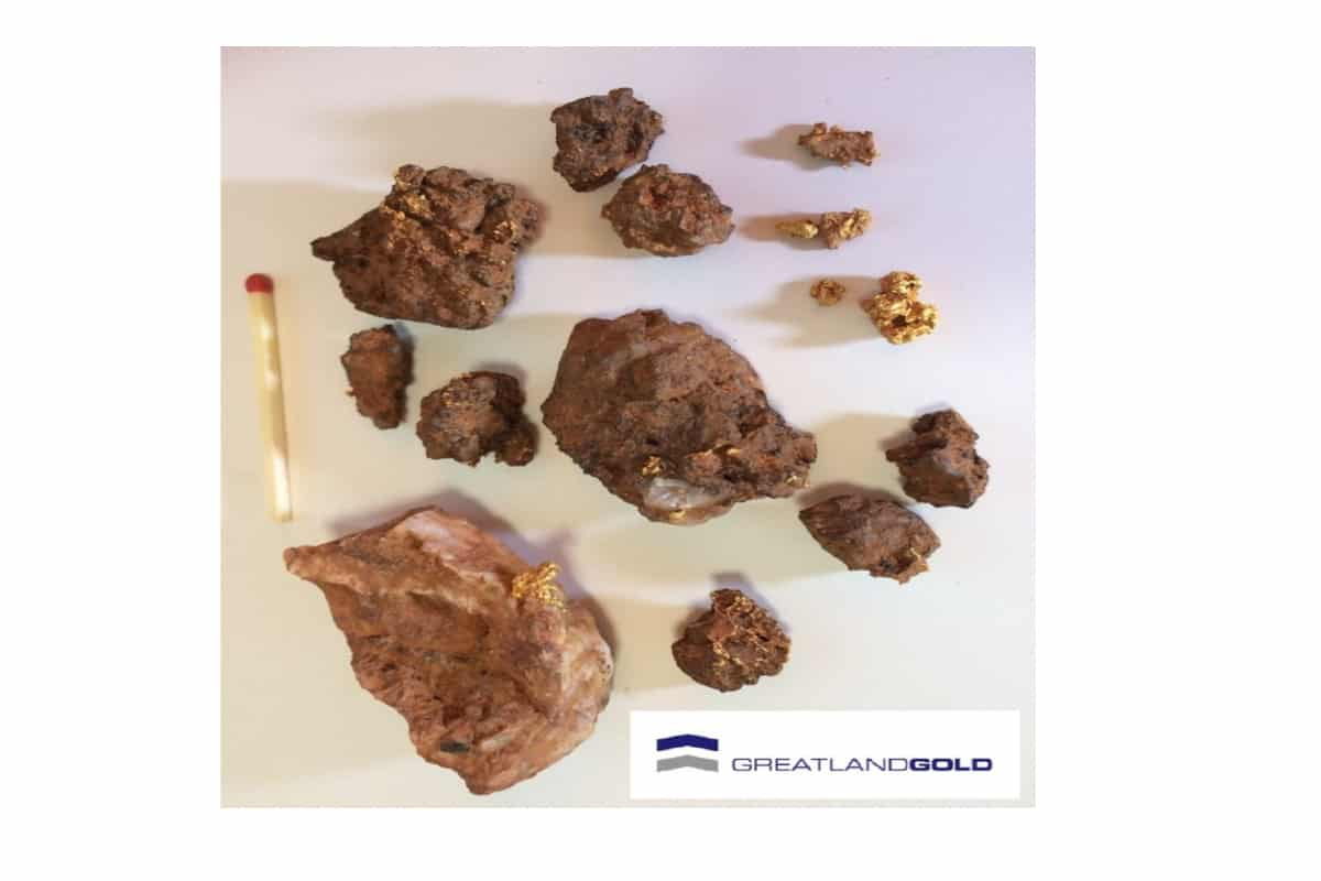 stencil 1 5 - Greatland Gold PLC (AIM: GGP) Black Hills: New Exploration Programme, Drilling Approvals Received