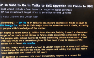 Image 2018 09 20 at 2.59.00 PM 300x185 - SDX Energy Inc. (TSXV, AIM: SDX) Confirms Talks to Buy BP Egypt Assets
