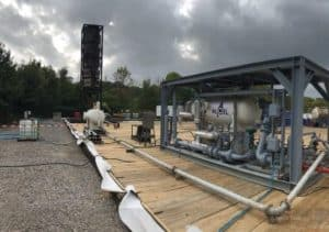 sitephoto1 e1537956018657 300x211 - Angus Energy (AIM:ANGS) commence the Flow Test at Balcombe.