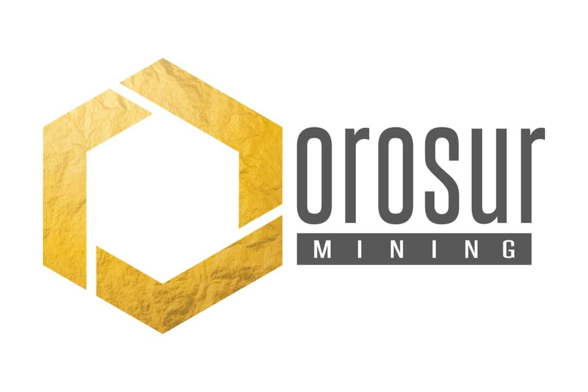 stencil 1 3 - Orosur Mining (TSX:AIM:OMI) Strategic Agreement and Closes US$2.0M Private Placement with Newmont