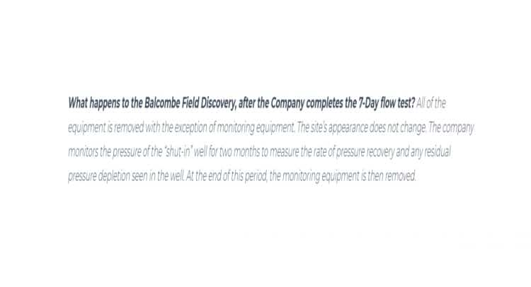 stencil.st site 1 3 750x406 - Angus Energy (AIM:ANGS) commence the Flow Test at Balcombe.