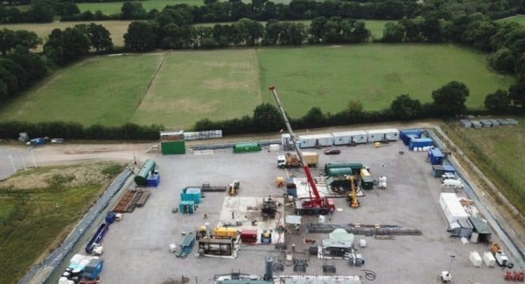 stencil.abm  16 750x406 - Oil under Surrey? Scepticism raised as Gatwick drillers gush over oil flows