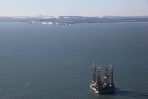 190325735 300x200 - Corallian Energy oil rig arrives ahead of drilling in Poole Bay