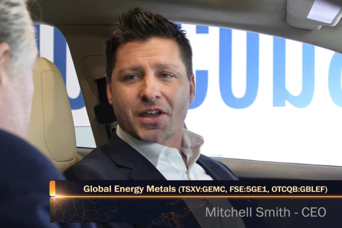 stencil.abm 2 - Global Energy Metals Corporation (TSXV:GEMC) CEO Mitchell Smith Interview