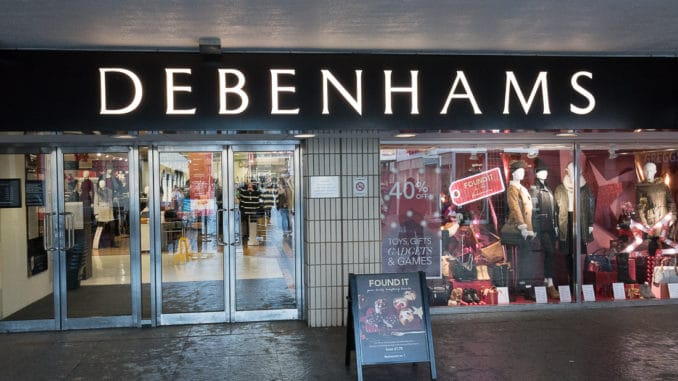 Debenhams 1 of 1 1 678x381 - Sports Direct (LON:SPD) Amendment: Possible cash offer for Debenhams plc