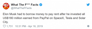 Image 2019 04 17 at 5.36.47 PM 300x95 - Elon Musk Went Broke to Save Tesla in 2008, He's Now Worth $21 Billion