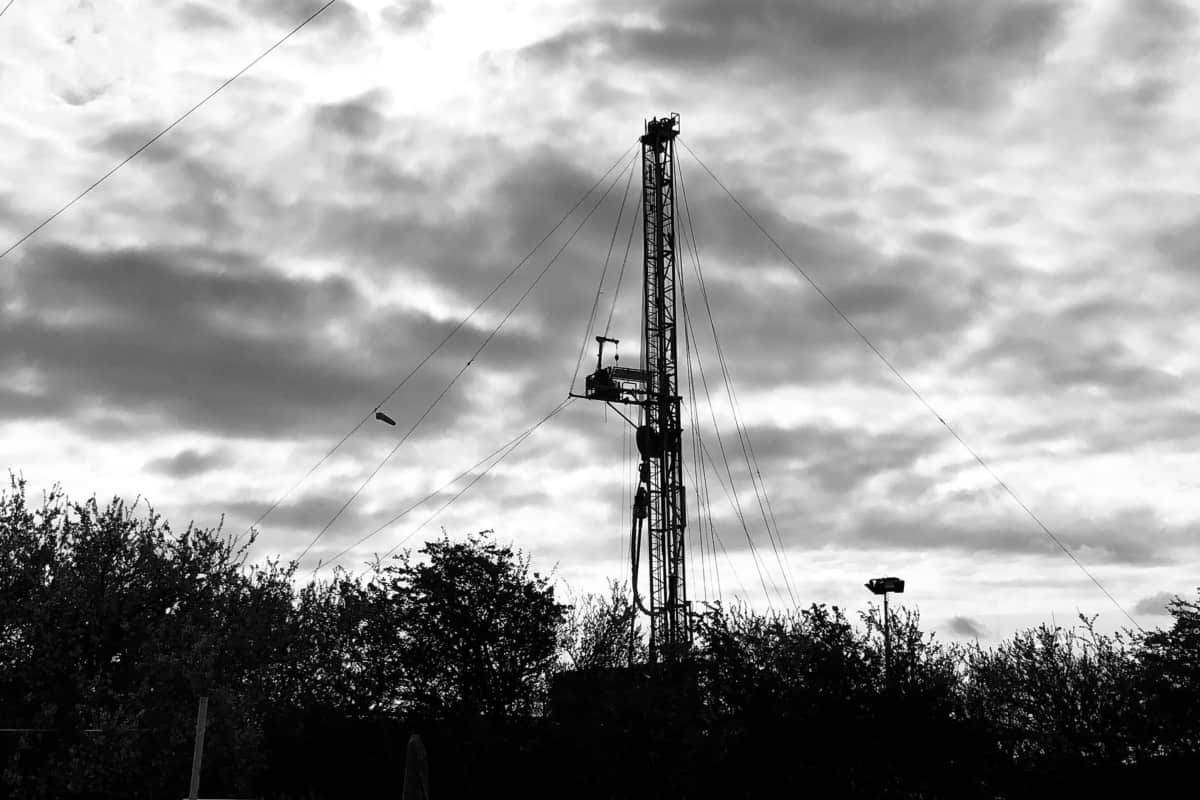 stencil 6 - Union Jack Oil PLC (LON: UJO) Commencement of Drilling Operations at West Newton