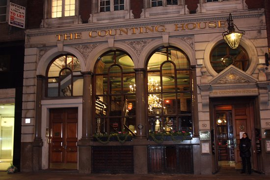 the counting house - Investor Events