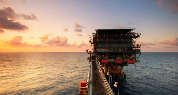 Oil Rig 750x400 - Chrysaor buys into Apache's North Sea exploration acreage