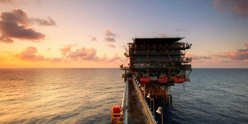 Oil Rig - Chrysaor buys into Apache's North Sea exploration acreage