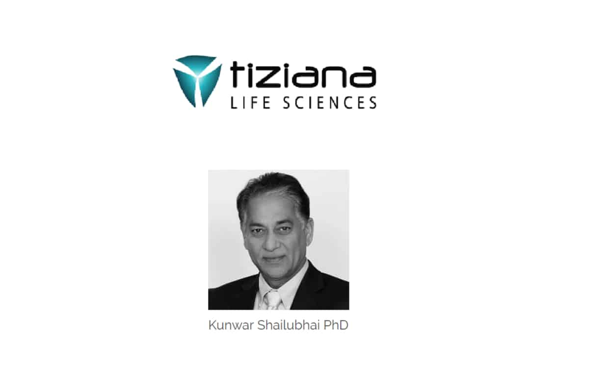 stencil 18 - Kunwar Shailubhai, CEO of Tiziana Life Sciences (NASDAQ:TLSA, AIM:TILS) Interview