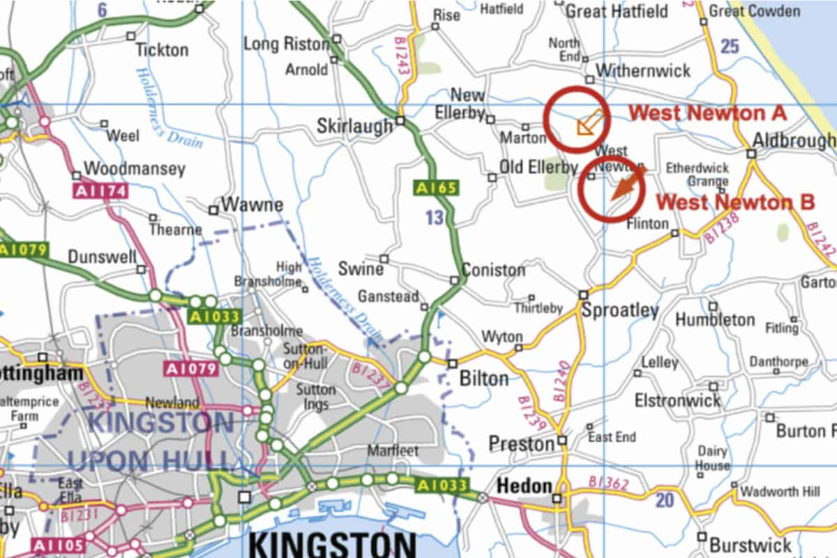 stencil 2 5 - West Newton A-2, could this be the biggest gas discovery in the UK this decade?