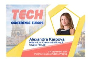 stencil 2 6 300x200 - Alexandra Karpova (Co-Founder &  CEO at Millennium Communications) at TCE2019 Prague