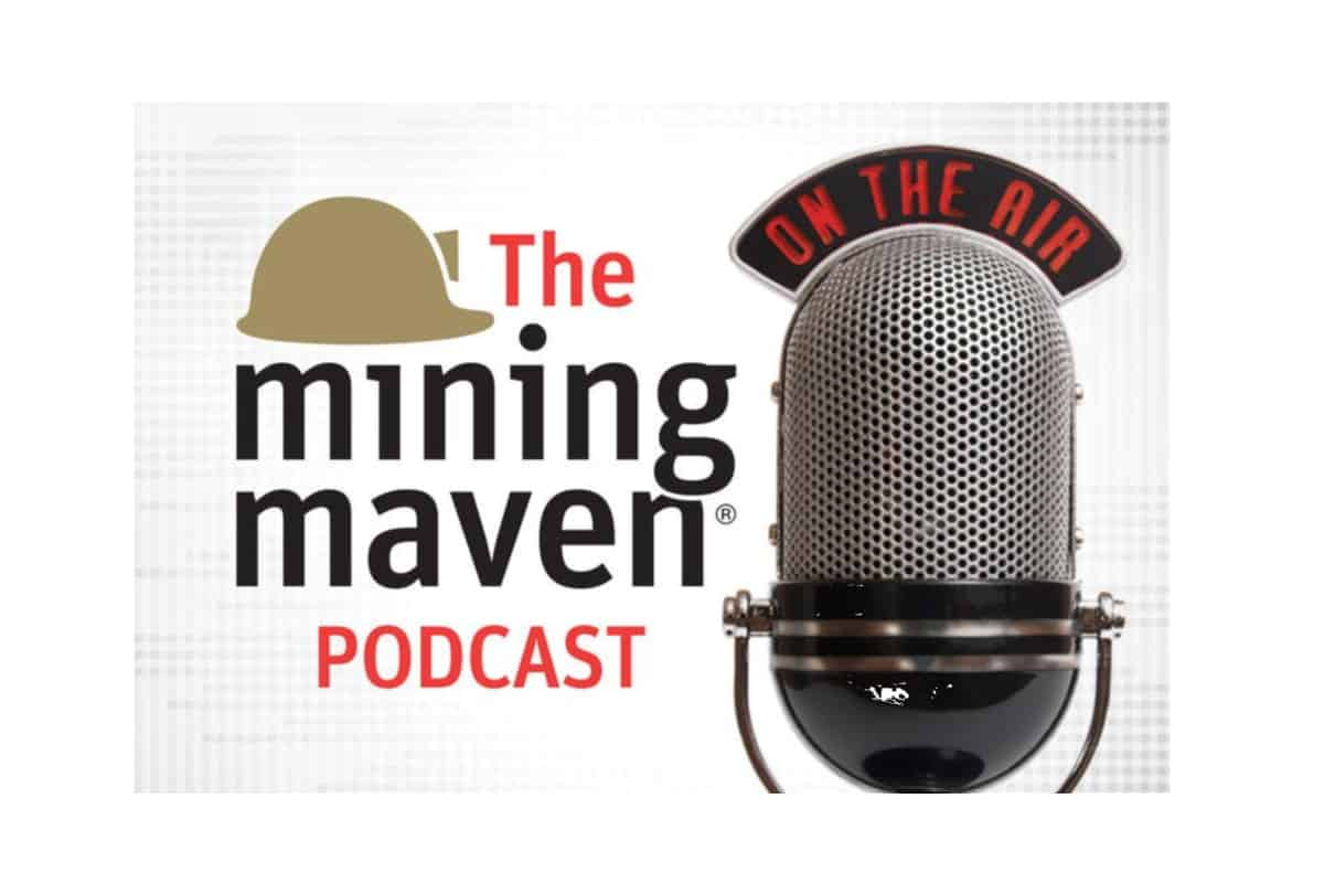 stencil - MiningMaven Podcast with Mick Billing of Thor Mining (ASX:LON:THR)