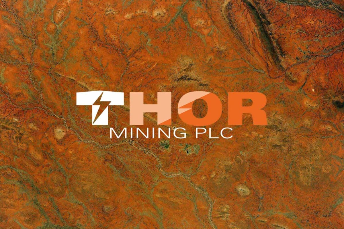 THR - Thor Mining PLC (AIM, ASX: THR) Project Acquisition Agreement. A$970,000 Fundraise