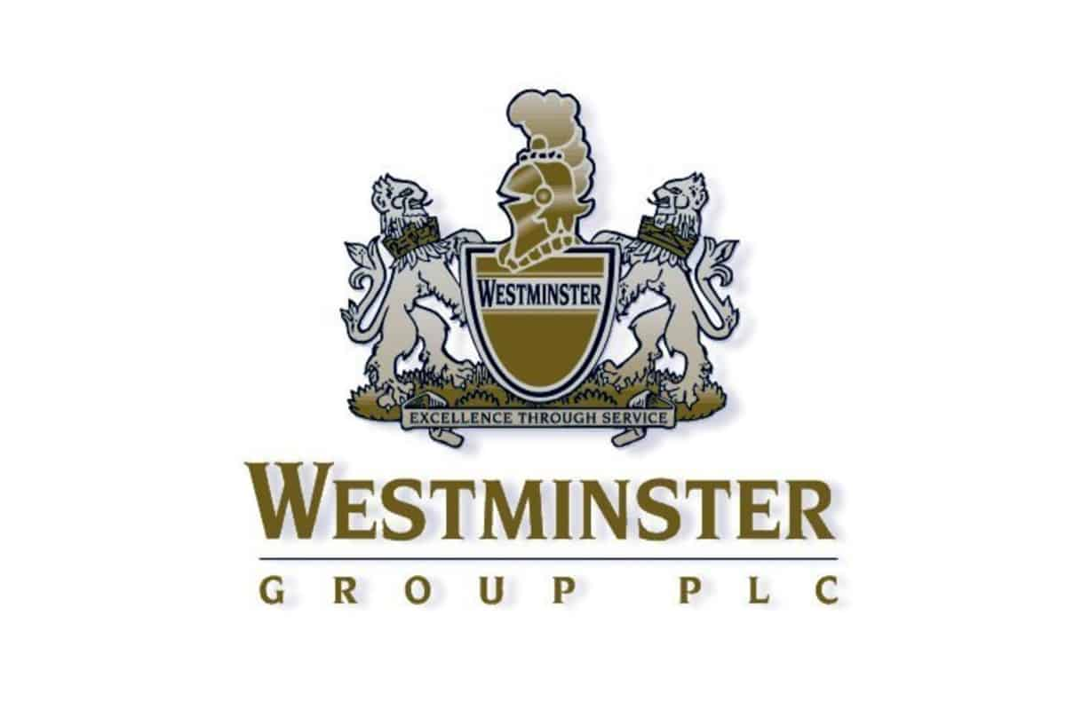 WESTMINSTER - Westminster Group (LON:WSG) passing of Sir Malcolm Ross