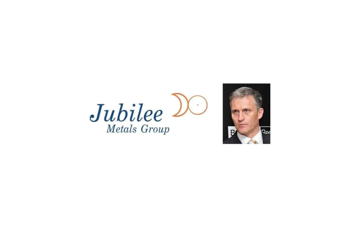 jlp - Leon Coetzer, CEO of Jubilee Metals Group (JLP.L) Update