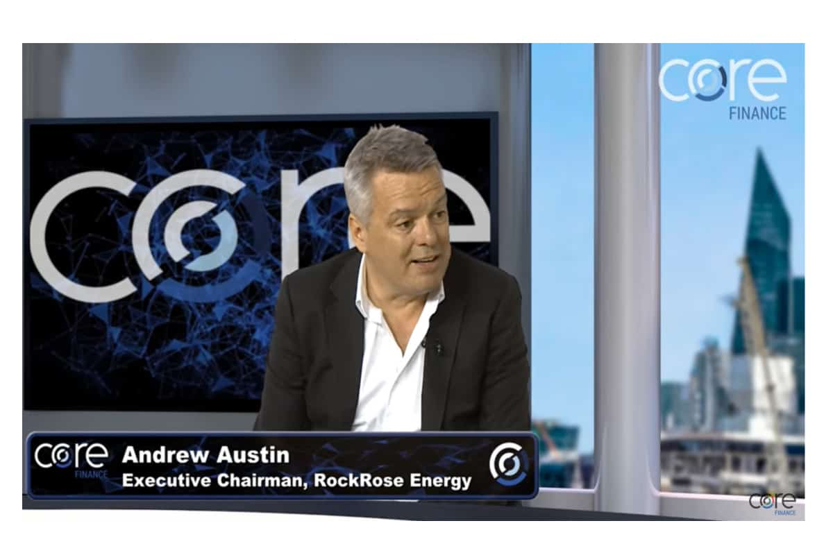 RRE - Malcy's Interview – Andrew Austin, Executive Chairman of RockRose Energy (LON:RRE)