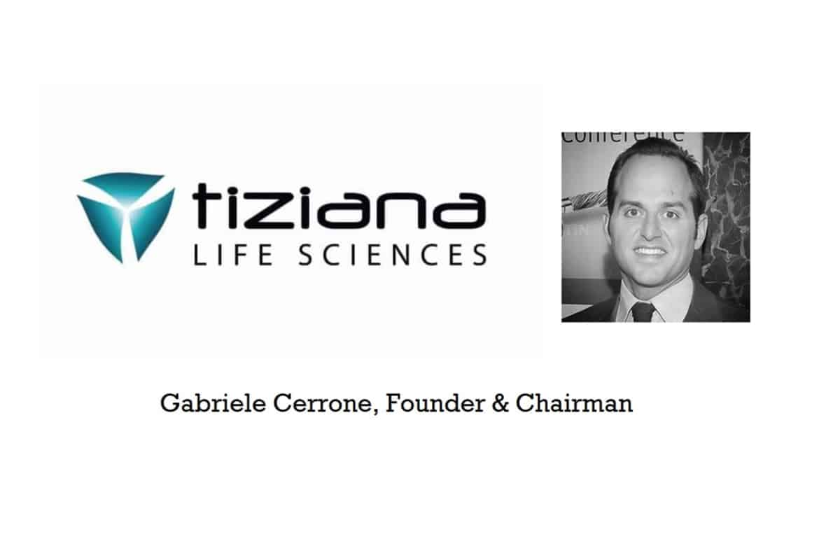 TILS - Tiziana Life Sciences (TILS.L) Gabriele Cerrone, Founder & Chairman Interview