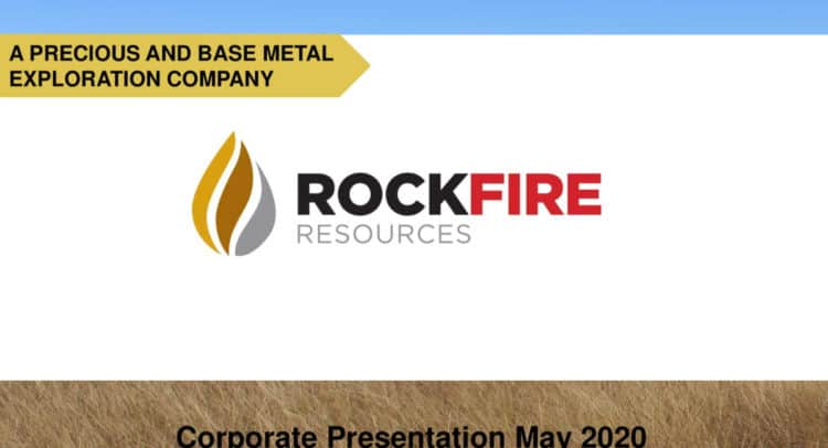 ROCK 750x406 - Rockfire Resources (ROCK.L) Updated Corporate Presentation