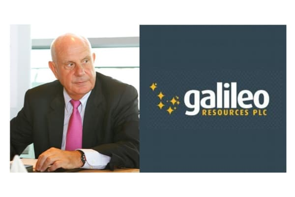 glr - Colin Bird Chief Executive Officer & Chairman of Galileo Resources (GLR.L) Interview