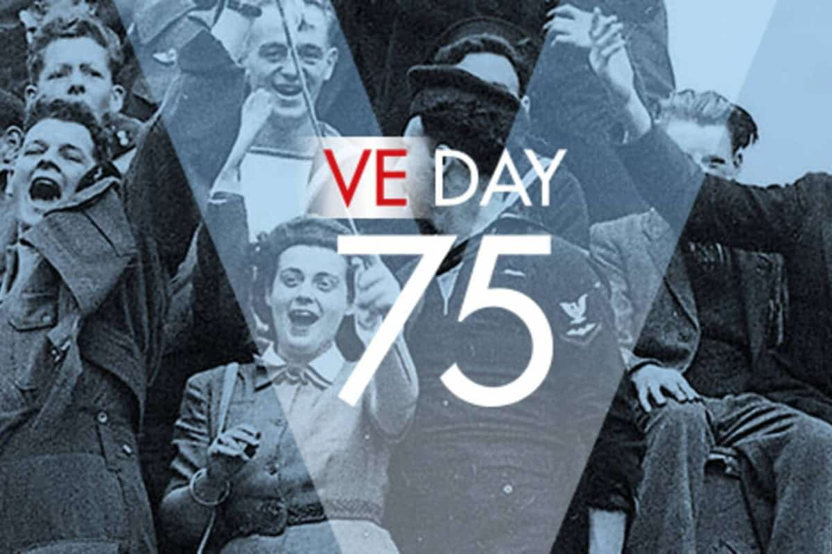 ve day - St Brides Partners Weekly Brief, 8th May 2020