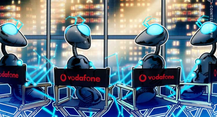 vodaphone 750x406 - Vodafone to Connect 'Billions' of Energy Producing Devices Using Blockchain