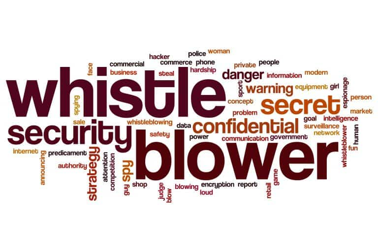 whistleblower word collage 768x512 1 - Whistle-blower campaign for easyJet/Airbus