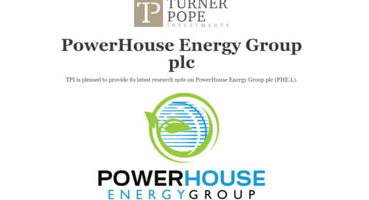 POW 2 750x406 - TPI provides its latest research note on PowerHouse Energy Group plc (PHE.L).