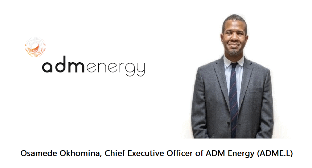 download - Osamede Okhomina, Chief Executive Officer of ADM Energy (ADME.L) Video