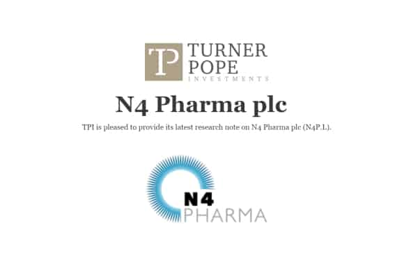 n4p - TPI provides its latest research note on N4 Pharma plc (N4P.L).