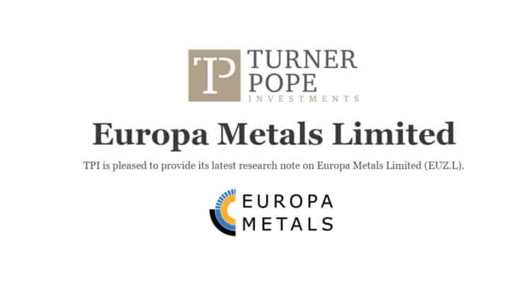 eua 1 750x406 - TPI provides its latest research note on Europa Metals Limited (EUZ.L).