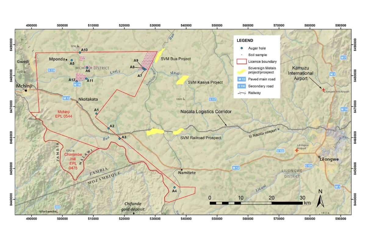MKA - Mkango Resources Ltd (MKA.TSX.L) Announces Rutile and Ilmenite Discovery In Malawi