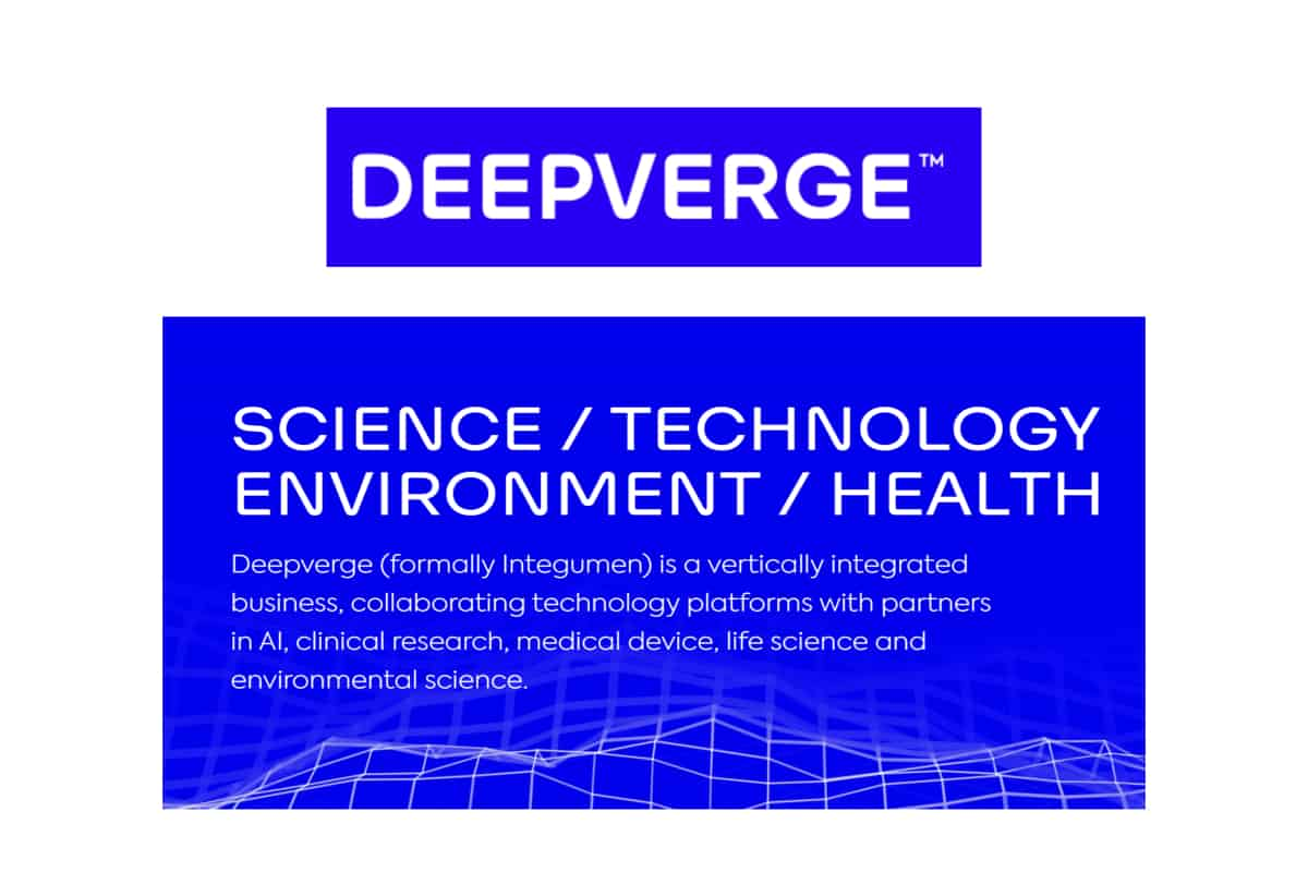 DV - Deepverge PLC (DVRG.L) Comment on detection of COVID-19 in UK Sewage