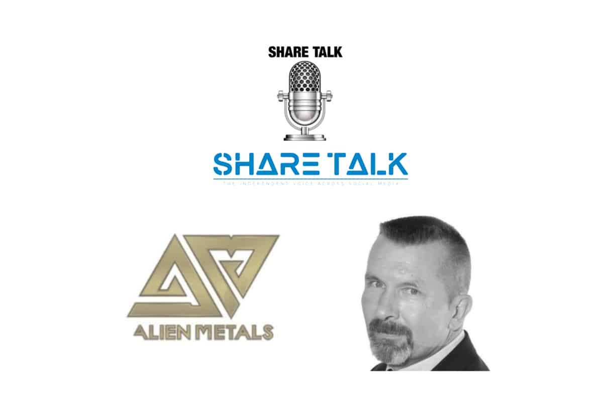 UFO - Bill Brodie Good, CEO & Technical Director of Alien Metals (UFO.L) Interview
