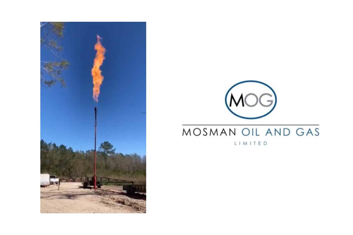 MOS - Mosman Oil & Gas (MSMN.L) Falcon-1 Completed, Tested and Ready to Produce