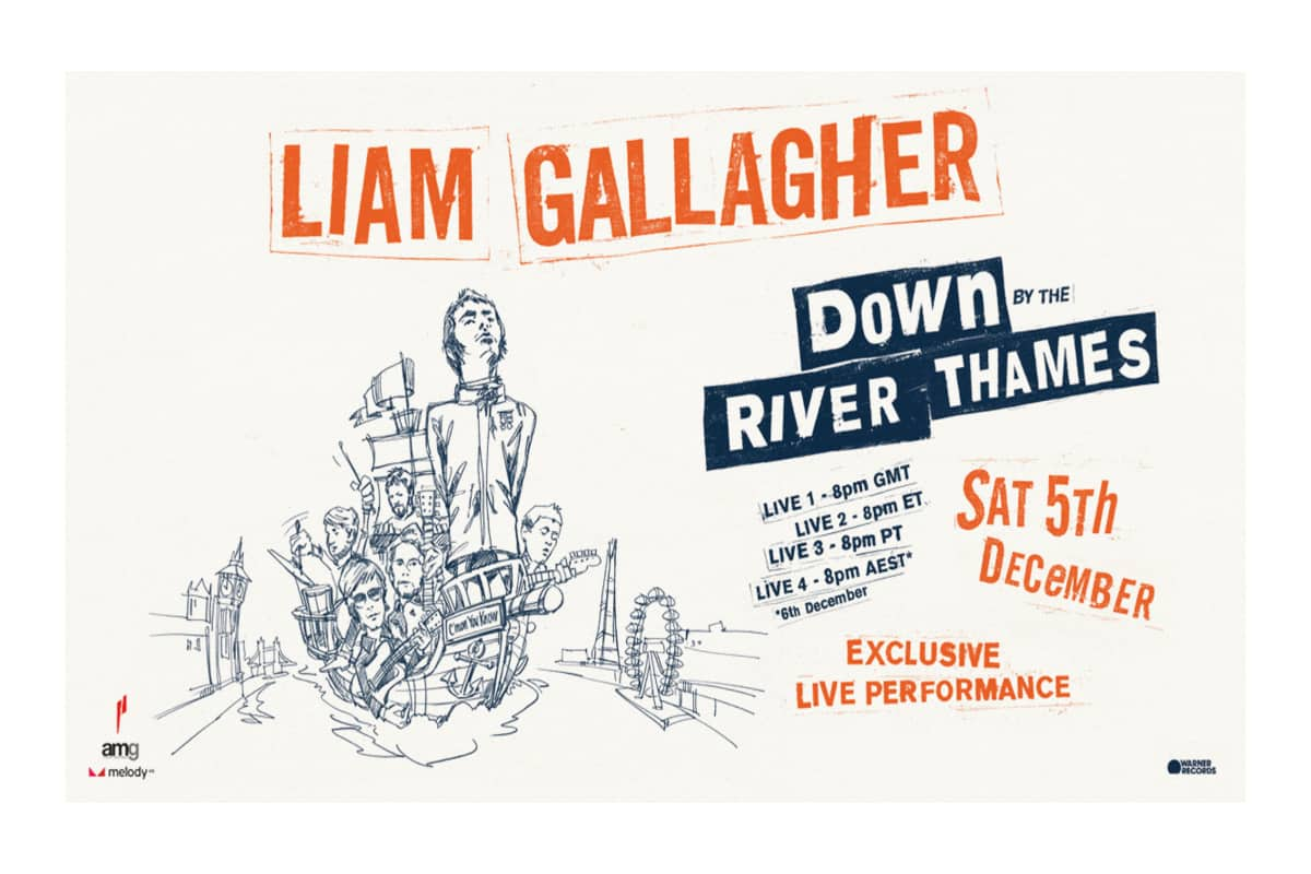 liam - MelodyVR Group PLC (MVR.L) Global exclusive with Liam Gallagher
